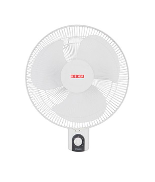 Usha Striker Hi Speed 3 Blade (400mm) Wall Fan