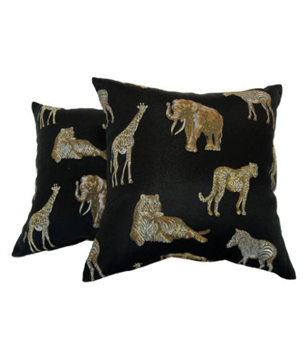 Newport Decorative Two Pack Pillows : Newport Layton Home Fashions 2-Pack Zoolander Pillow Black - Buy Newport Layton Home Fashions 2 ...