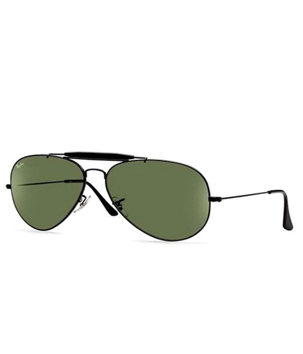 ray ban sunglasses online purchase  Ray-Ban Green Aviator Sunglasses (RB3129I W0228 58-14) - Buy Ray ...