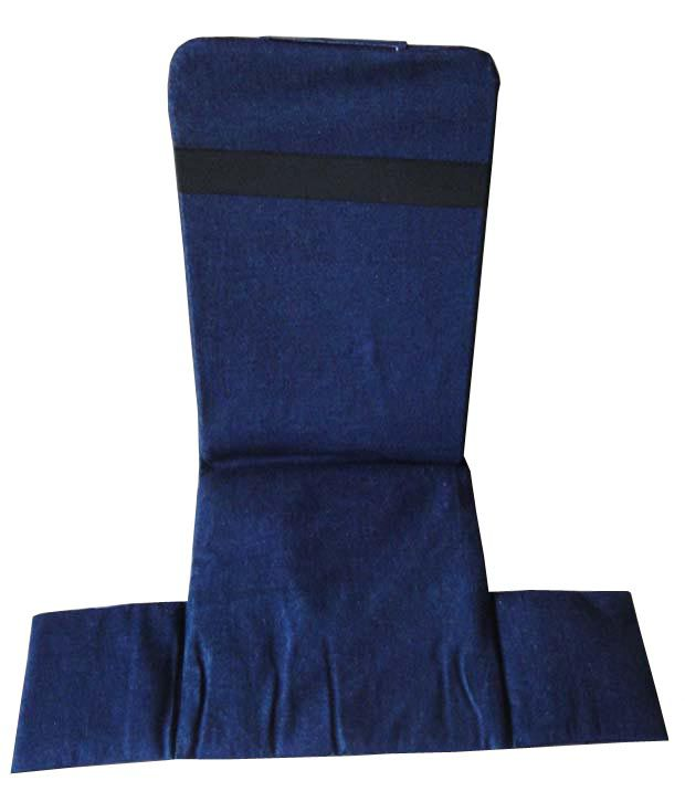Bliss Chairs Blue PADMA Meditation Chair For Meditation
