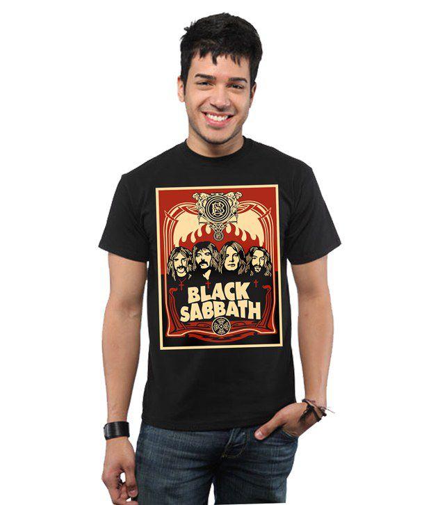 Tantra Classy Black T Shirt