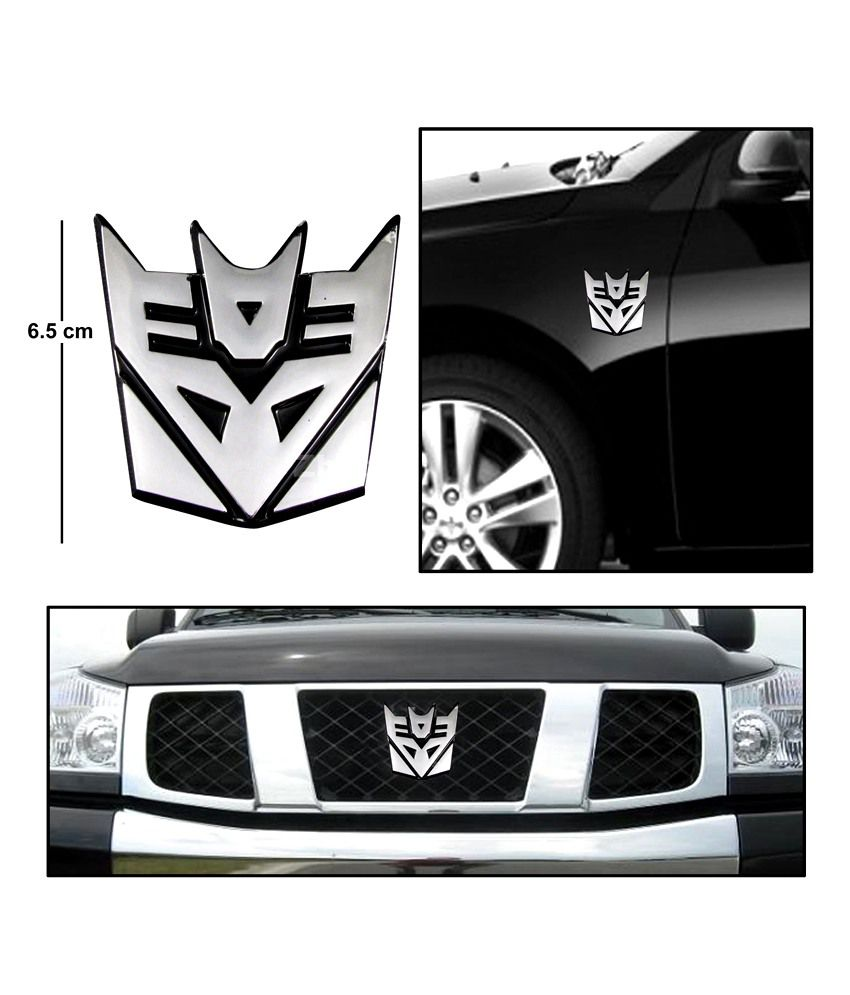 Vheelocityin - Vheelocityin Transformers Car Logo / Badge ...