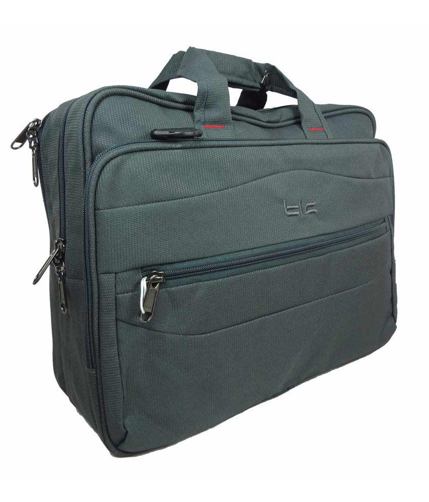 TLC Dimorphic Laptop 15.6 inch Bag / Case (Grey)