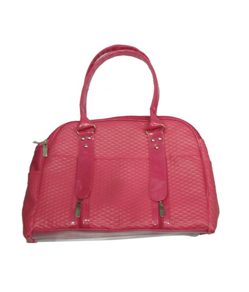 Weebill Fashion Shoulder Handbag Pink