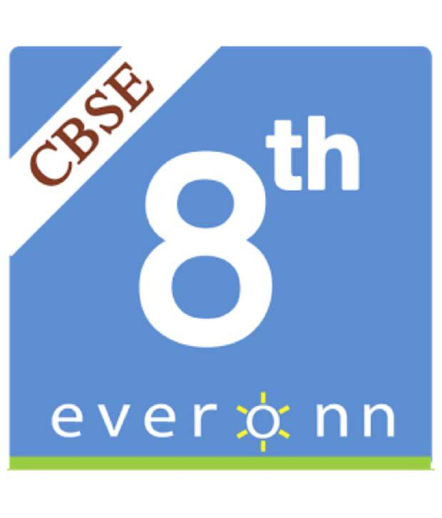 CBSE Class 8 by Everron (Science, Maths, Geography, History