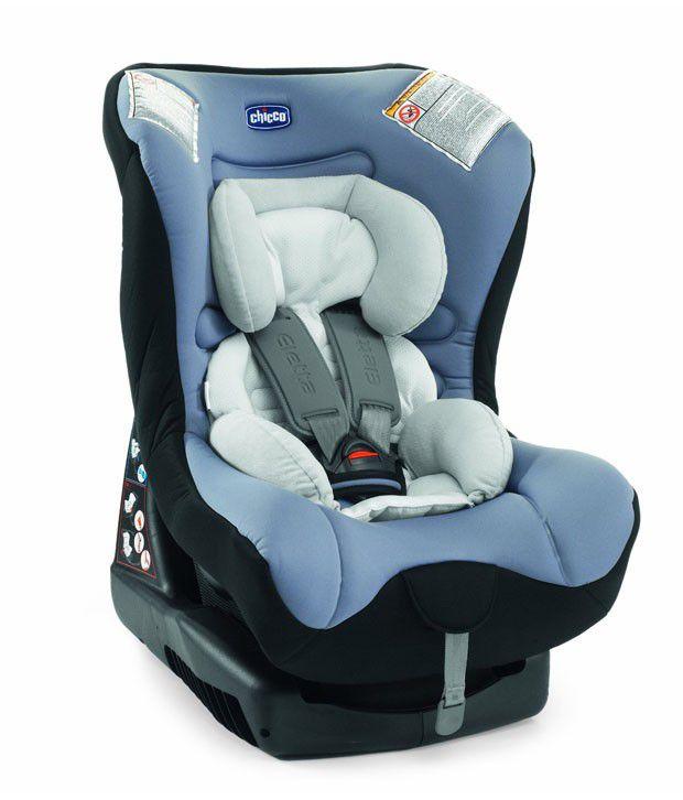 Chicco Eletta Car Seat Review