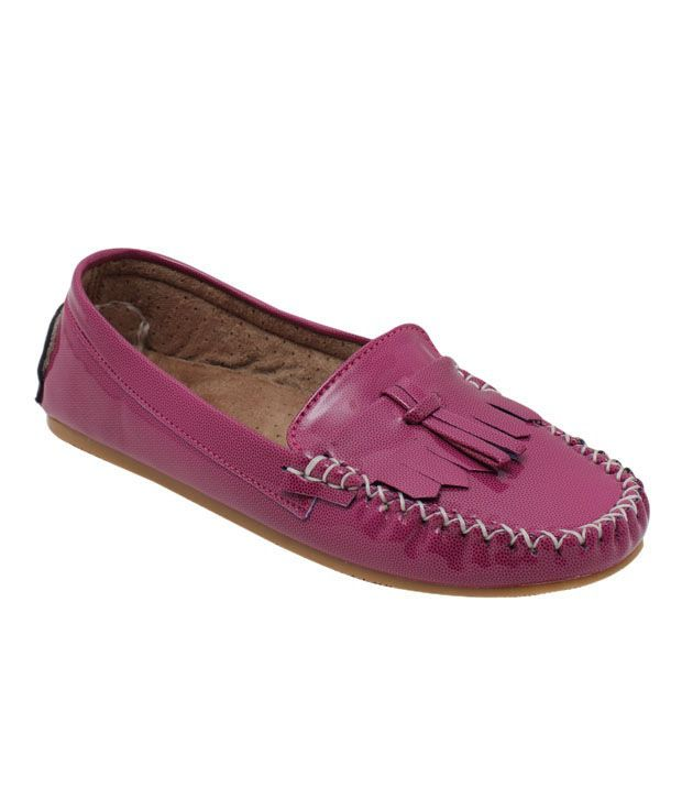 Butterfly Superb Purple Loafers