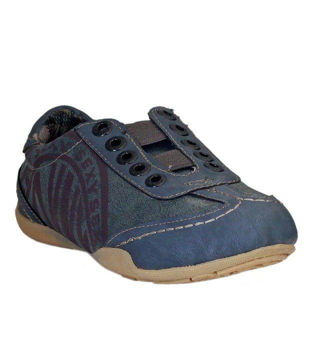 Catwalk Lively Denim Blue Casual Shoes