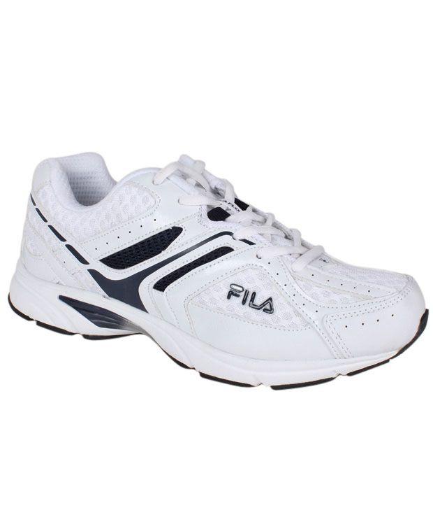 fila dynamo white running shoes price in india buy fila