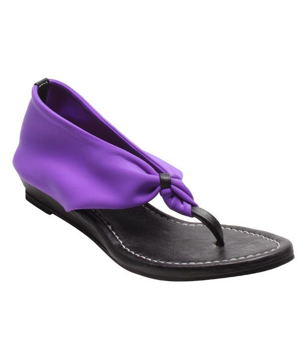 Martini Astounding Purple Sandals