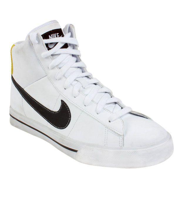 Nike White Daily Shoes - Buy Nike White