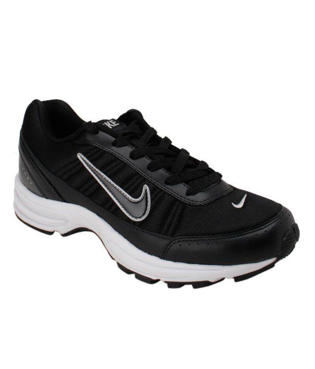 Nike Transform III Black Running Shoes