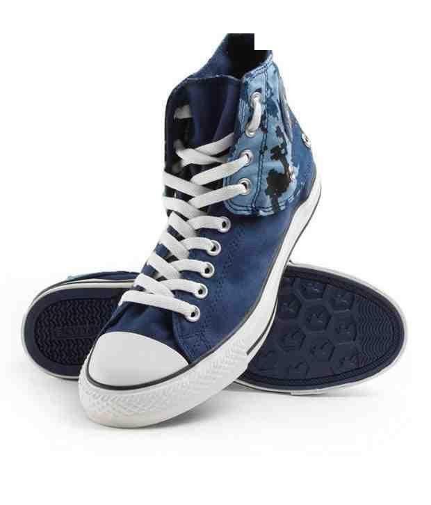 Playboy Navy Blue Shoes - PB015-NAVY
