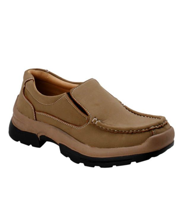 Roony Smart Brown Casual Shoes