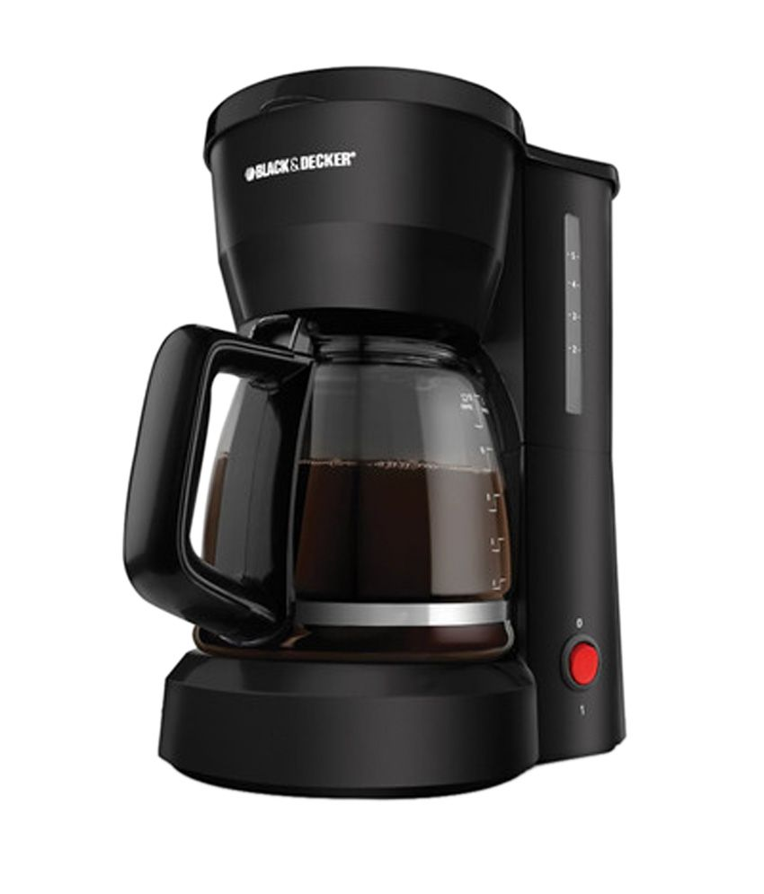 Black And Decker Coffee Maker Cm1300sc : Black & Decker DCM600 4-5 Cup Coffee Maker