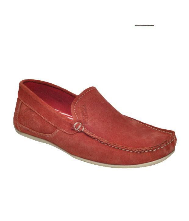 Buckaroo Red Loafers