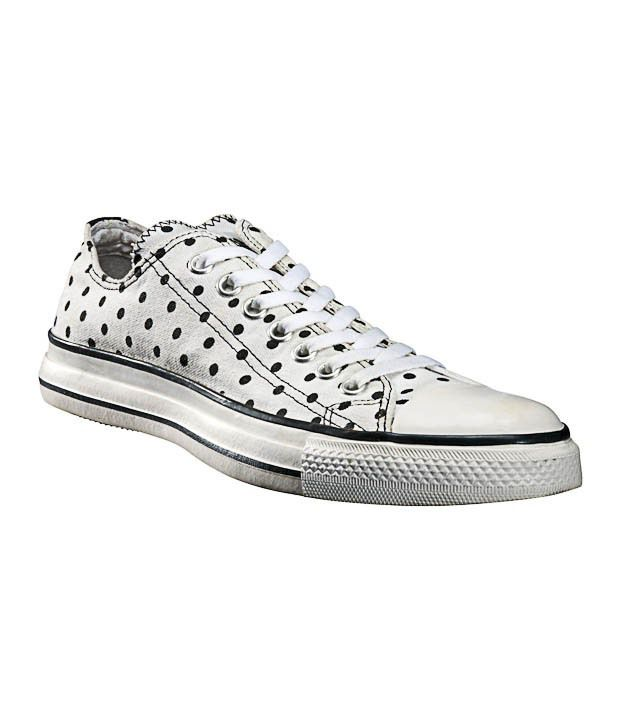 Converse Black  & White Daily Shoes