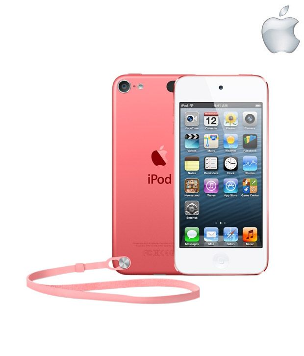 I Like The New Touch Of Pink In: Buy Apple IPod Touch 64GB Pink (5th Generation) Online At