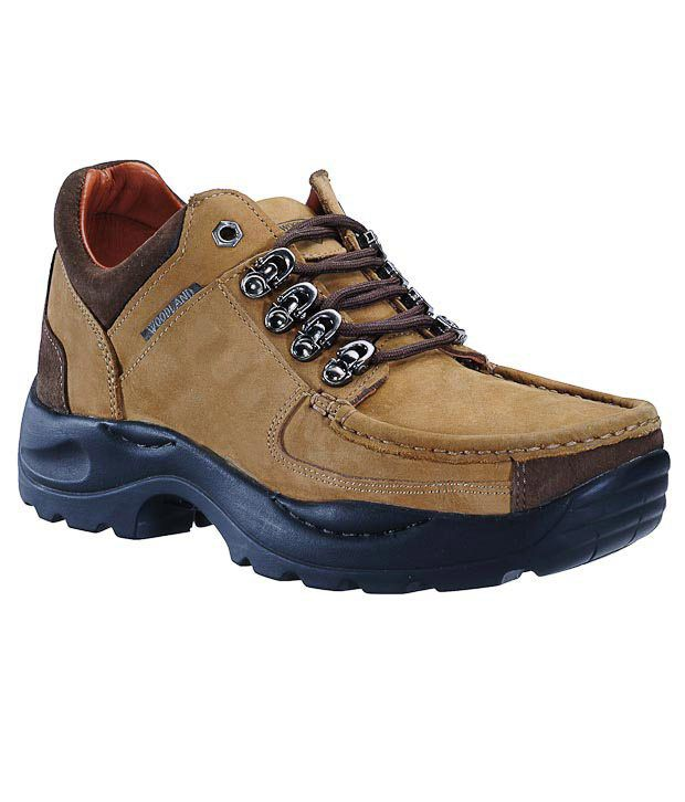 Woodland Brown Outdoor Shoes