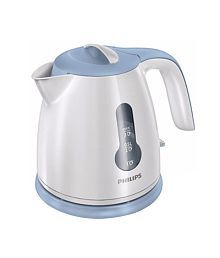 Philips 0.8 Ltr HD4608/70 Electric Kettle White