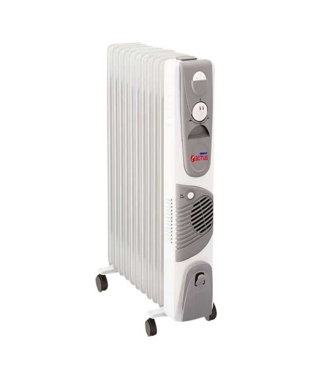 Orient Actus Actus OF1101F 2900W 11 Fin Oil Filled Radiator Room Heater