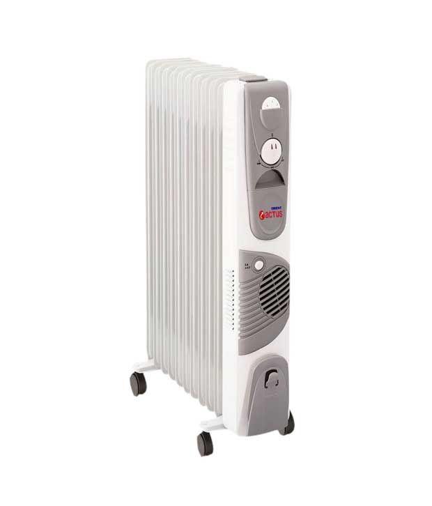 Orient Actus Actus OF1101F 2900W 11 Fin Oil Filled Radiator Room Heater