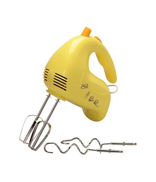 Orpat OHM-207 Hand Blender Yellow
