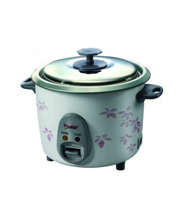 a1d9d9bf1 Prestige 1.8 L SRO Rice Cooker Stainless Steel Price in .