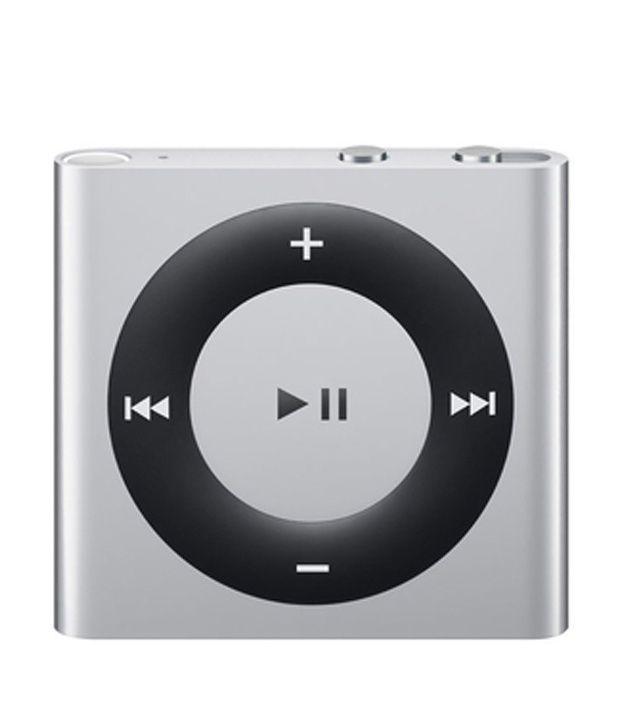 Apple iPod shuffle 4th Generation 2 GB Silver