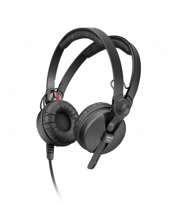 Sennheiser HD 25 II Over Ear Headphone Without Mic