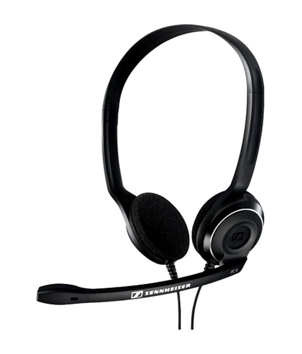 Compare Sennheiser Pc 8 Over Ear Usb Voip Headphone With Mic Black Price In India Comparenow