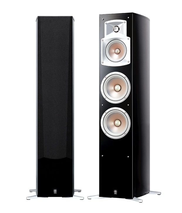 Buy yamaha ns 555 home speaker system online at best price for Yamaha speakers price