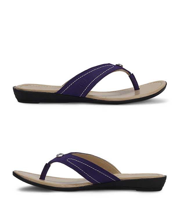La Briza Elegant Purple Flats