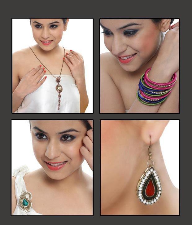 Pari Festive Jewellery Combo