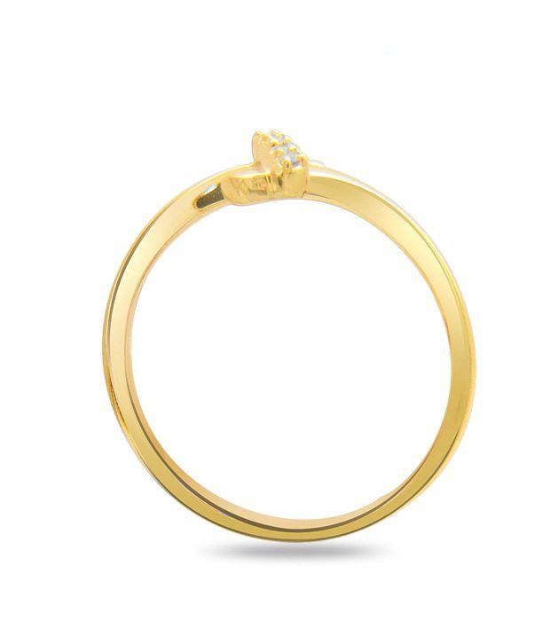 Sparkles Elegant Diamond Ring