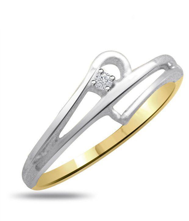 Sparkles Modish Diamond Ring