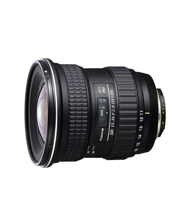 Tokina AF 11-16 mm F/2.8  AT-X116PRODX  N/AF (Nikon)