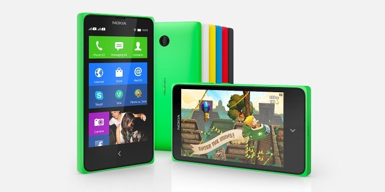 from apps showing the right roads to letting you make free calls across globe nokia x lets get your hands on thousands of great