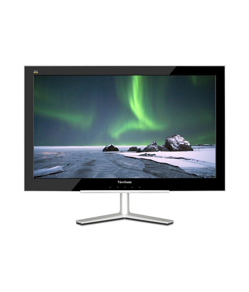 ViewSonic VX2460H-LED 24-Inch Screen LED-Lit Monitor