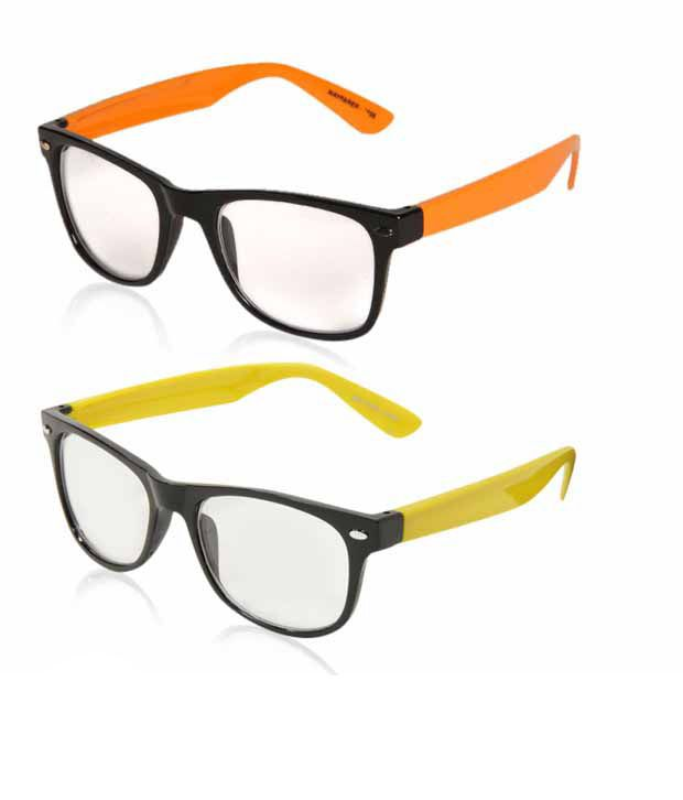 6edf041dc1 Mayfarer Swanky Optical Frames Combo - Buy Mayfarer Swanky Optical Frames  Combo Online at Low Price - Snapdeal