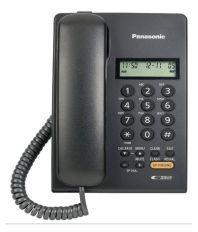 Panasonic Kx-Ts62 Corded Landline Phone With Caller Id