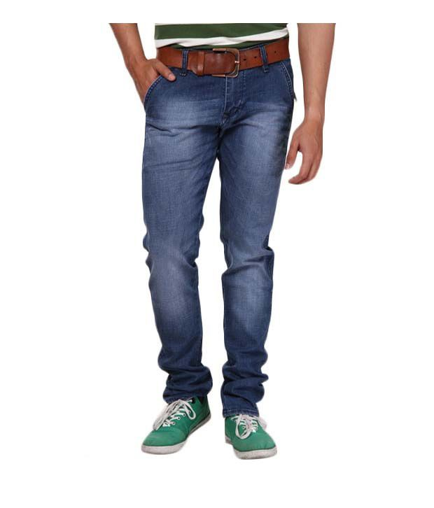 Design Roadies Radiant Blue Jeans
