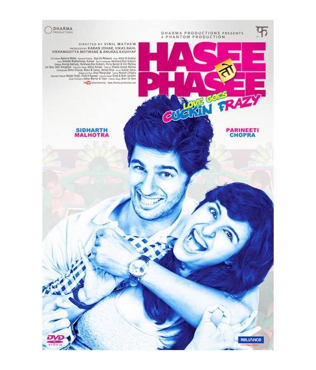 Hasee Toh Phasee (Hindi) [DVD]