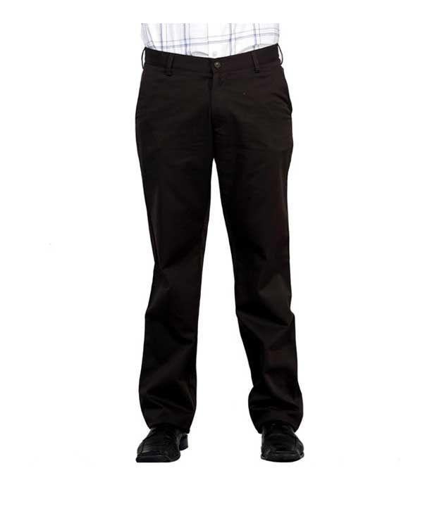 Monte Carlo Dark Brown Men's Trouser