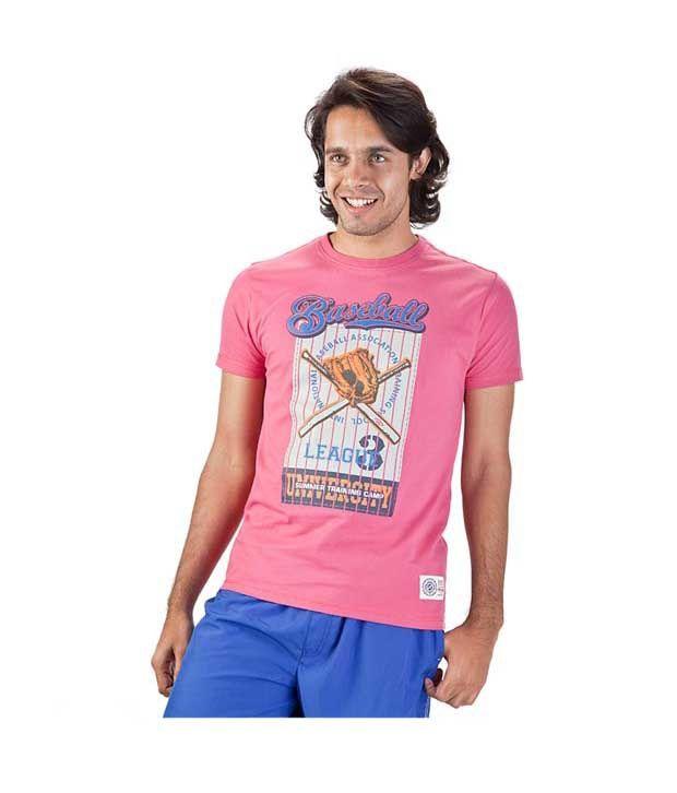 Proline Pink T shirt
