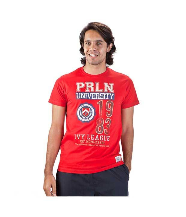 Proline Red T shirt