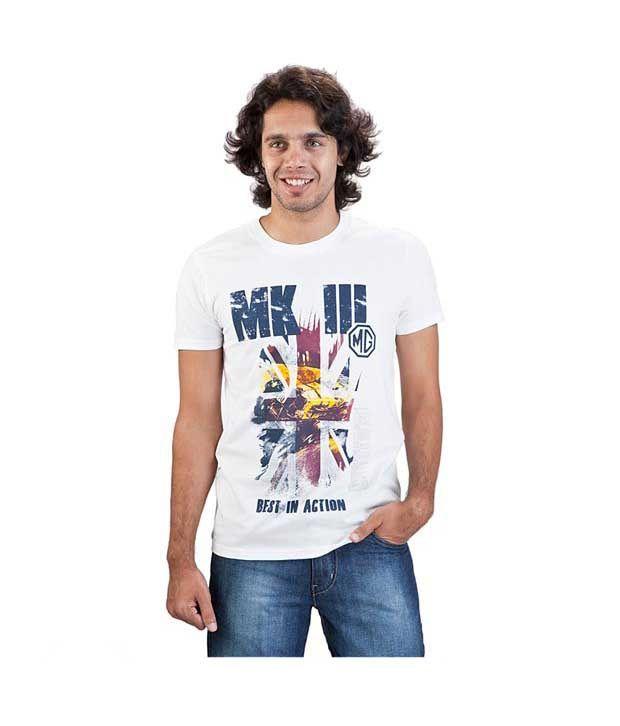 Proline White T shirt
