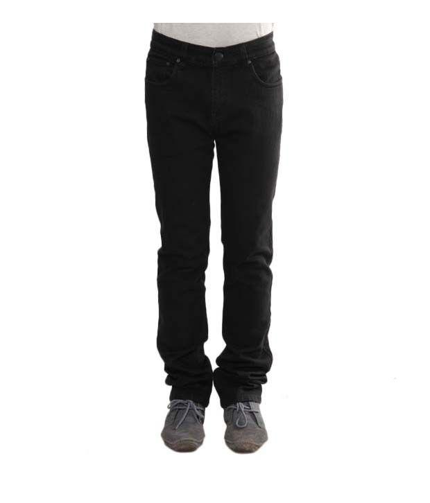 Richlook Vintage Black Jeans