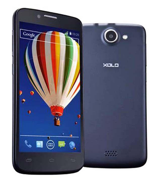Xolo Q1000 4GB Black