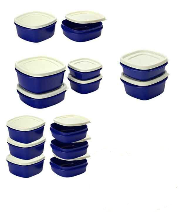 Cutting Edge 8 Piece Air Tight  Storage Container - Buy Set of 8  Get Set Of 6 FREE!
